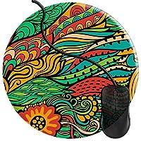 マウスパッド ナマステ マウスパッド 耐久性が良い 滑り止めゴム マウス用パット 2T100