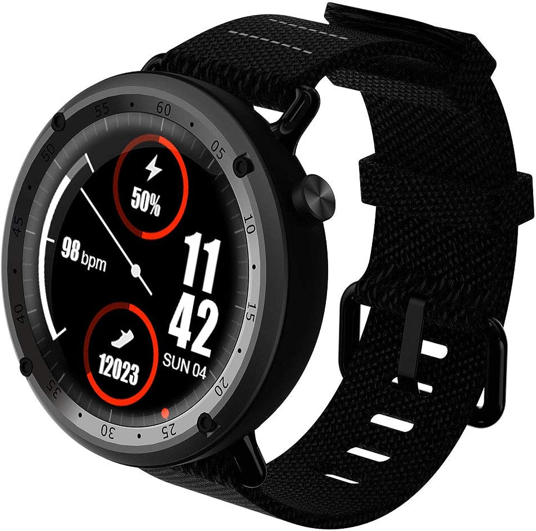 Clever sehen, Sport Sehen mit Herz Bewertung Schlafen Sport, IP67 Wasserdicht Fitness Smartwatch, zum Android iPhone IOS Telefone, zum Mnner Frau Kinder