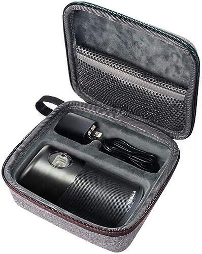 Esimen Hard Case for Nebula Capsule II Smart Mini Projector by Anker and Remote Control USB Flash Drive Accessories C...