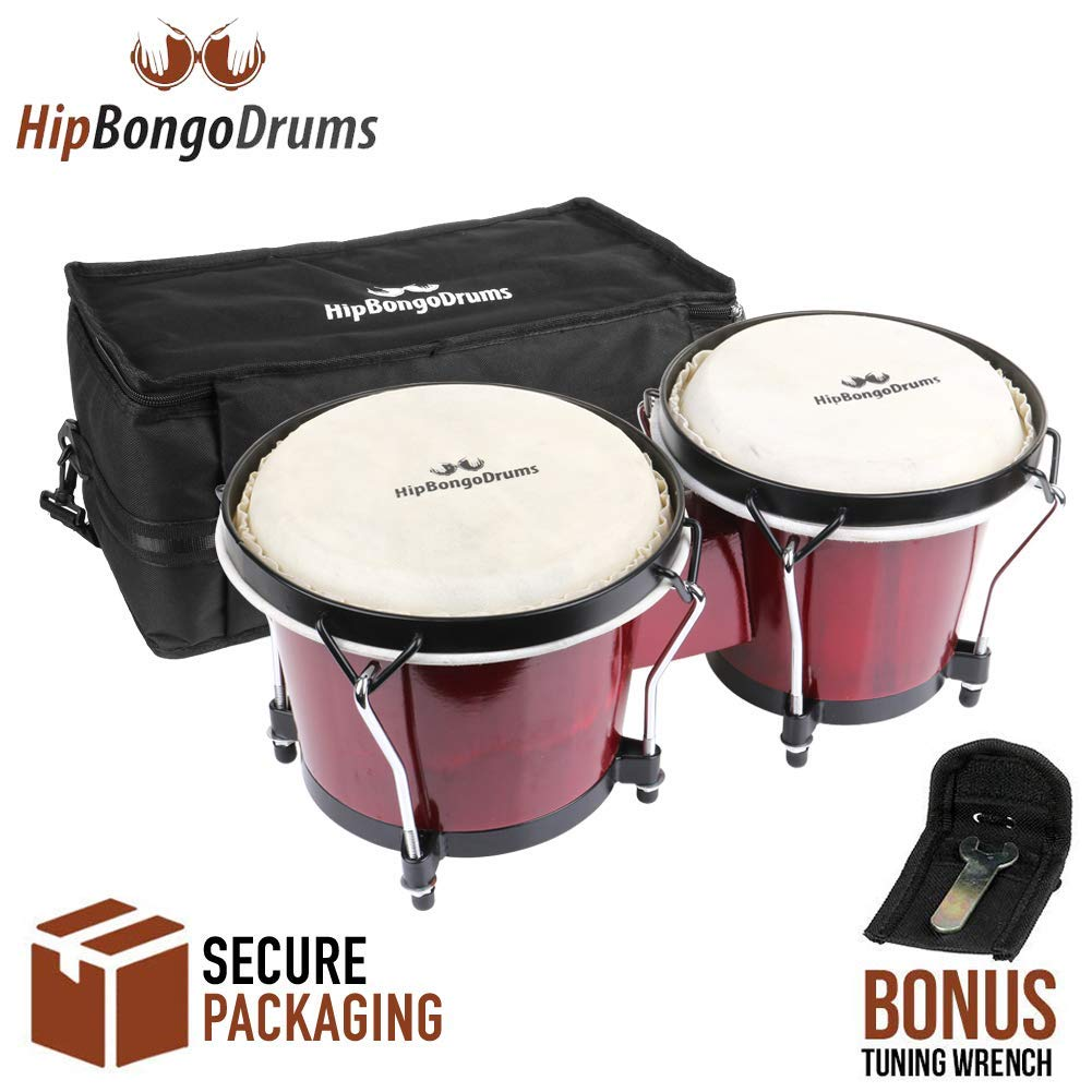 Bongo Beginners Professionals Upgrade Packaging