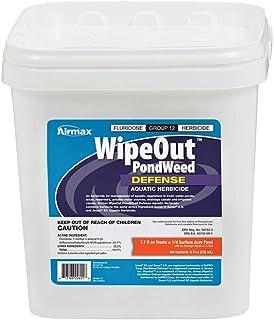 Airmax Wipeout Pondweed Defense, Pond Herbicide & Weed Control, 8 oz
