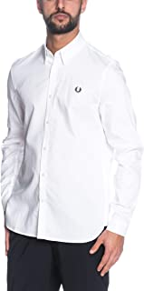 قميص فريد بيري بأزرار سفلية