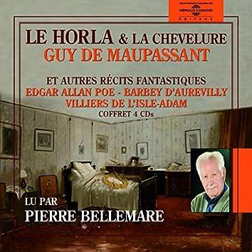 Maupassant : Le Horla & La Chevelure, et autres récits fantastiques