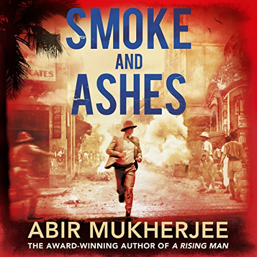 Smoke and Ashes audiobook cover art