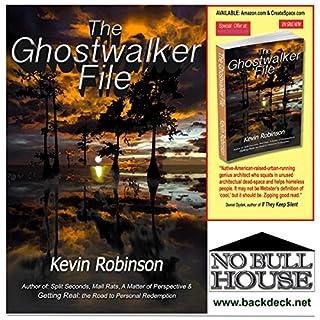 The Ghostwalker File cover art