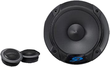 Alpine SPS610C / SPS-610C / SPS-610C 6.25, 230W, Component Speakers