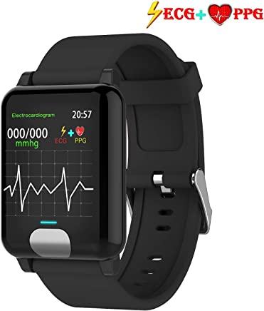 armo Montre Connectée,ECG&PPG Smartwatch Podomètre Bracelet Connecté Etanche IP67 pour Femme Homme Enfant
