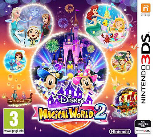 Disney Magical World 2 /3Ds