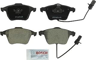 Bosch BC1111 QuietCast Premium Ceramic Disc Brake Pad Set For Audi: 2005-2009 A4, 2005-2009 A4 Quattro, 2006-2011 A6, 2005-2011 A6 Quattro, 2004-2009 S4, 2011-2013 TT Quattro; Front - coolthings.us