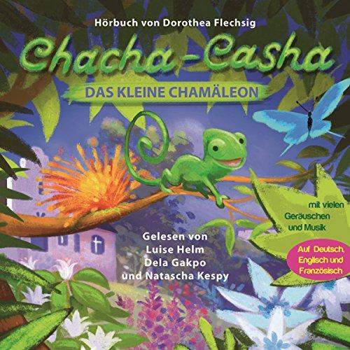 Chacha-Casha audiobook cover art