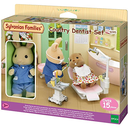 Sylvanian Families - 5095 - Set Dentista Country