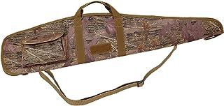 AUMTISC 44/48/52 Inch Rifle Case with Adjustable Shoulder Shotgun Case for Scoped Rifles