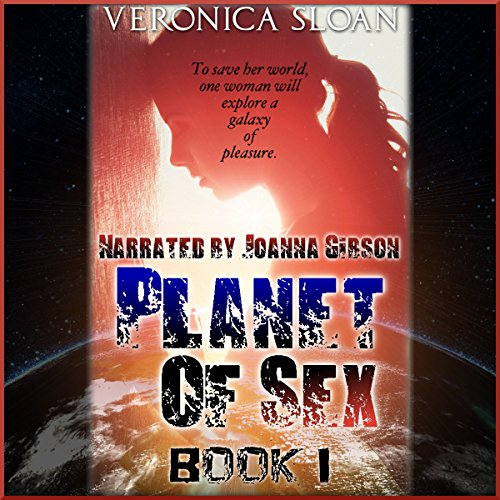 Planet of Sex audiobook cover art