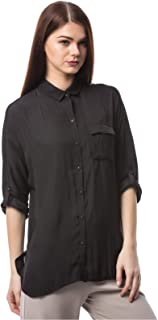 ONLY Shirt for Women - Black