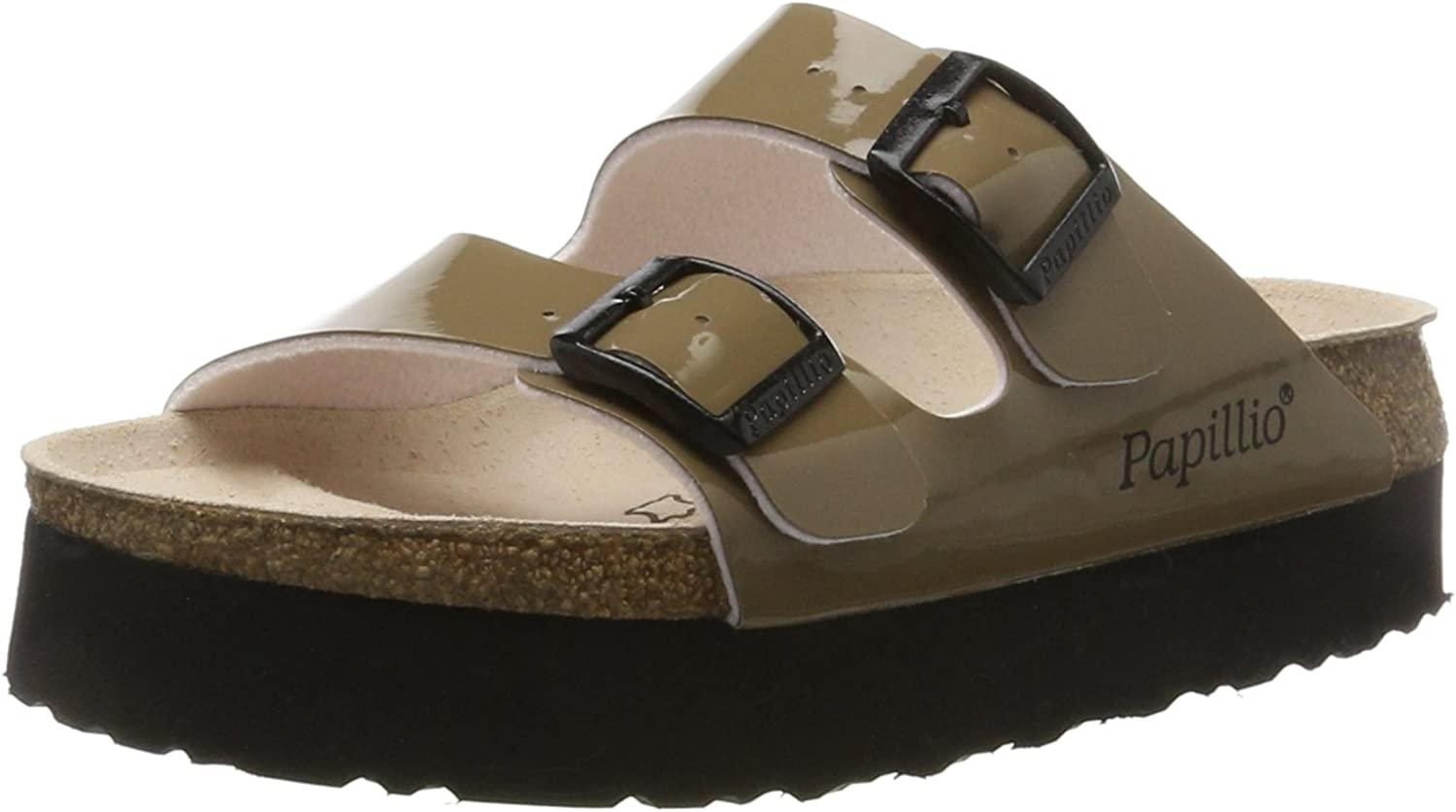 Arizona Birko-Flor Two-Tone Patent Mud