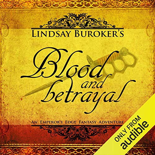 Blood and Betrayal cover art