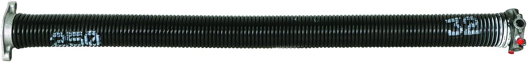 Prime-Line Products GD 12231 Garage Door Torsion Spring, .250 in. x 1-3/4 in. x 32 in., White, Left Hand Wind