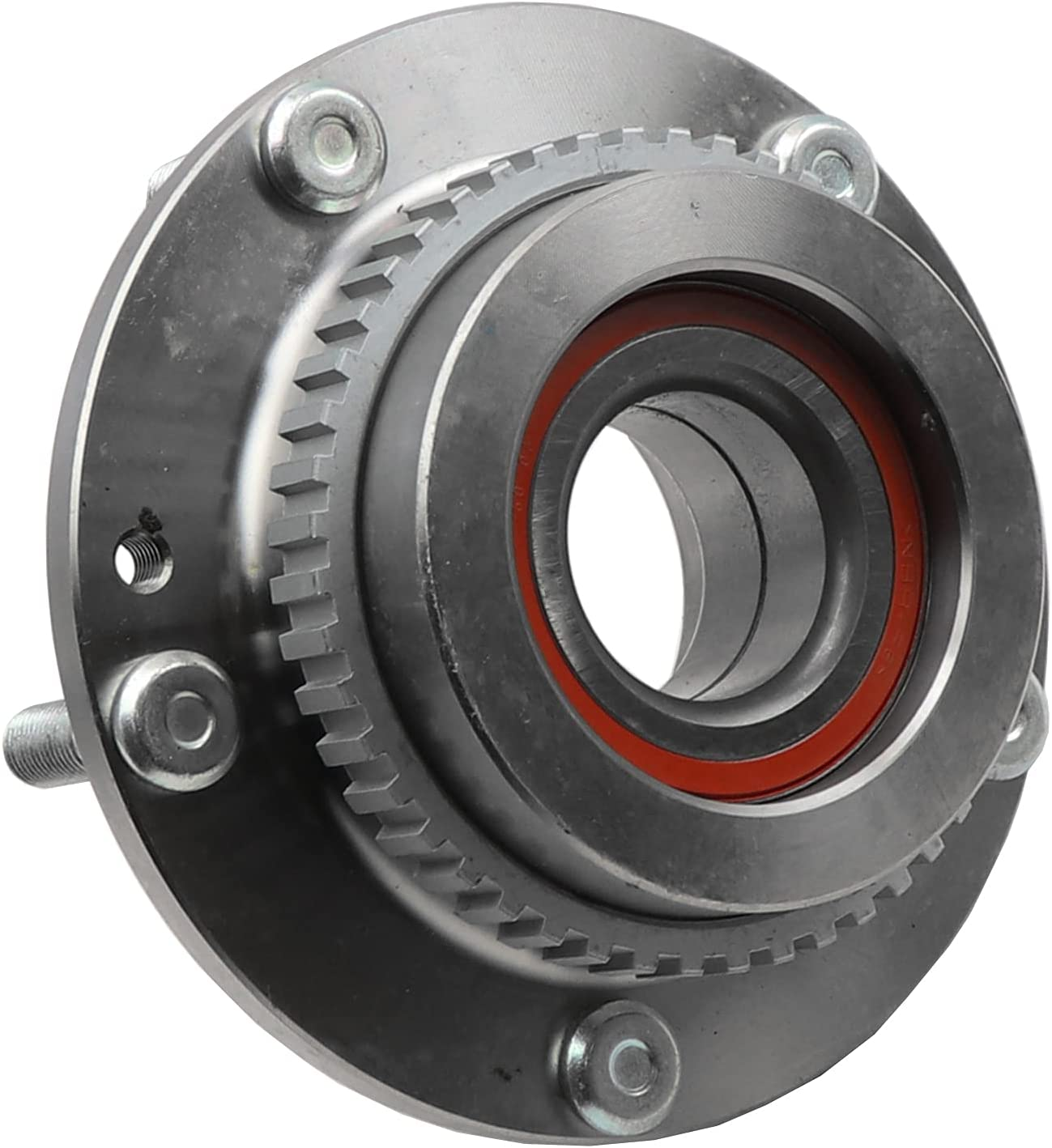 Beck Arnley New product type Deluxe 051-6396 Hub Assembly and Bearing