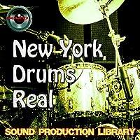 NEW YORK Drums Real - Perfect Original very useful 24bit Wave/Kontakt Studio Samples Library on DVD or download