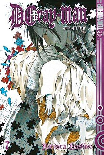 D.Gray-Man 7.