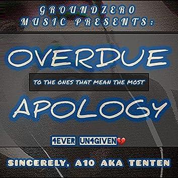 Overdue Apology