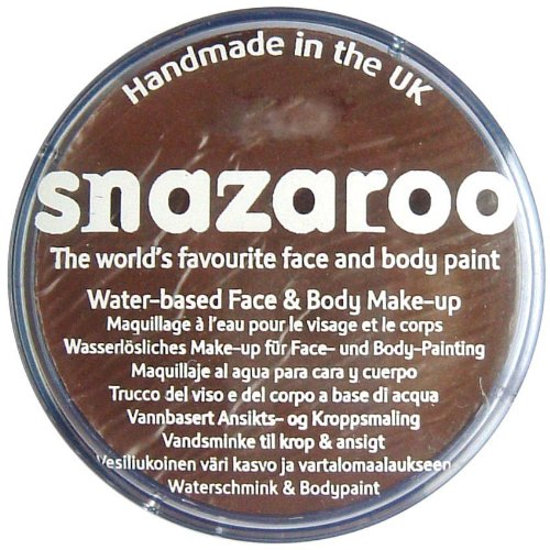 SNAZAROO 75ML POT BRUN