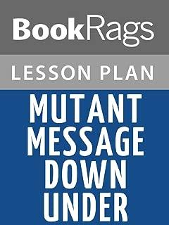Lesson Plans Mutant Message Down Under