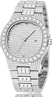 Best ap skeleton watch iced out Reviews