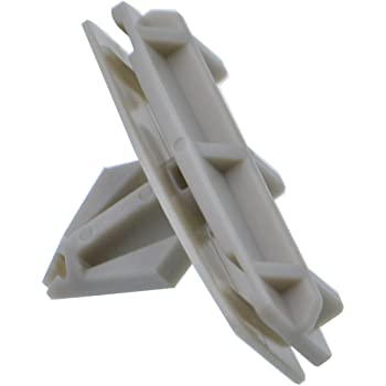 5x CHRYSLER JEEP Fender Flare stampaggio tagliare clip 1009019