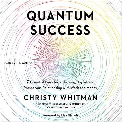 Quantum Success audiobook cover art