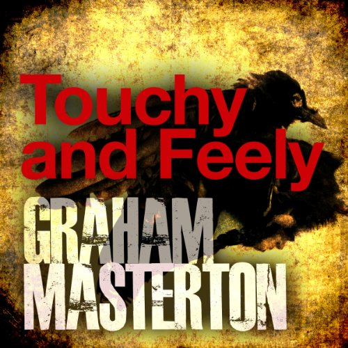 Touchy and Feely audiobook cover art
