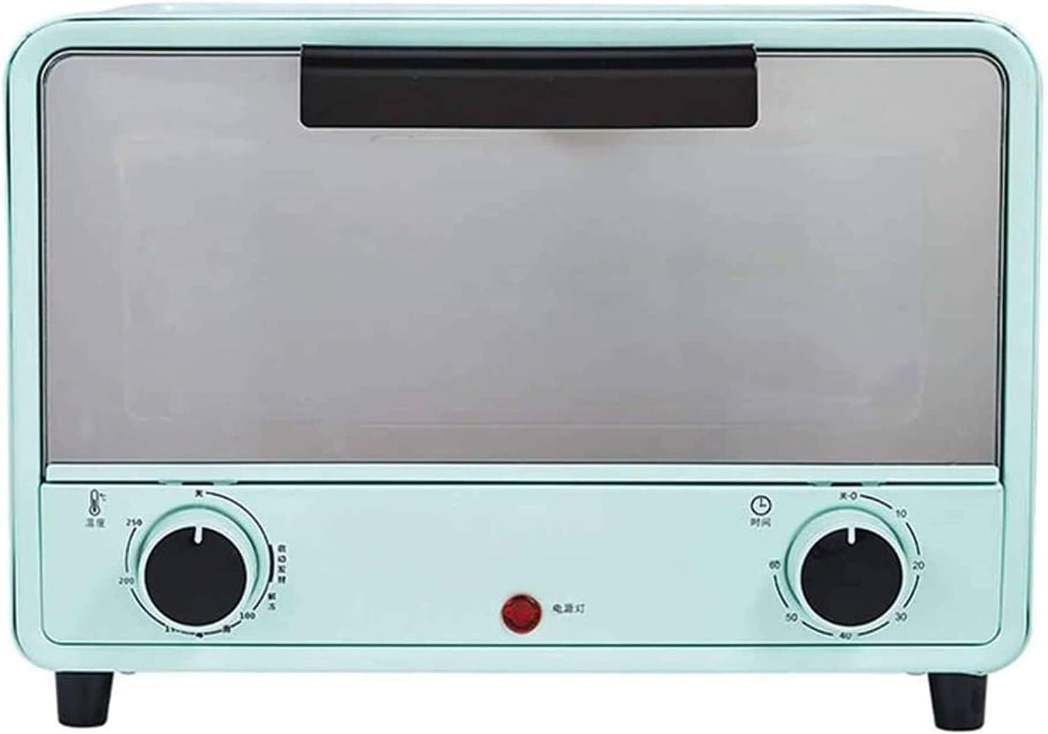 GYUGSD 12L Mini OFFicial shop Oven Electric Con Toaster Regular dealer Temperature Adjustable