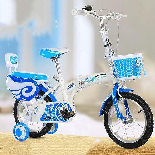 Defect Kinder fürrad Jungen und mädchen Autos Kinder Bike Klappr r mit Korb + Stabilisatoren