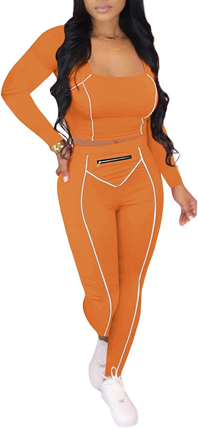 Bodycon Sweatsuits Tracksuit Outfit Clubwear Strip - Long Sleeve Sales for sale 40% OFF Cheap Sale