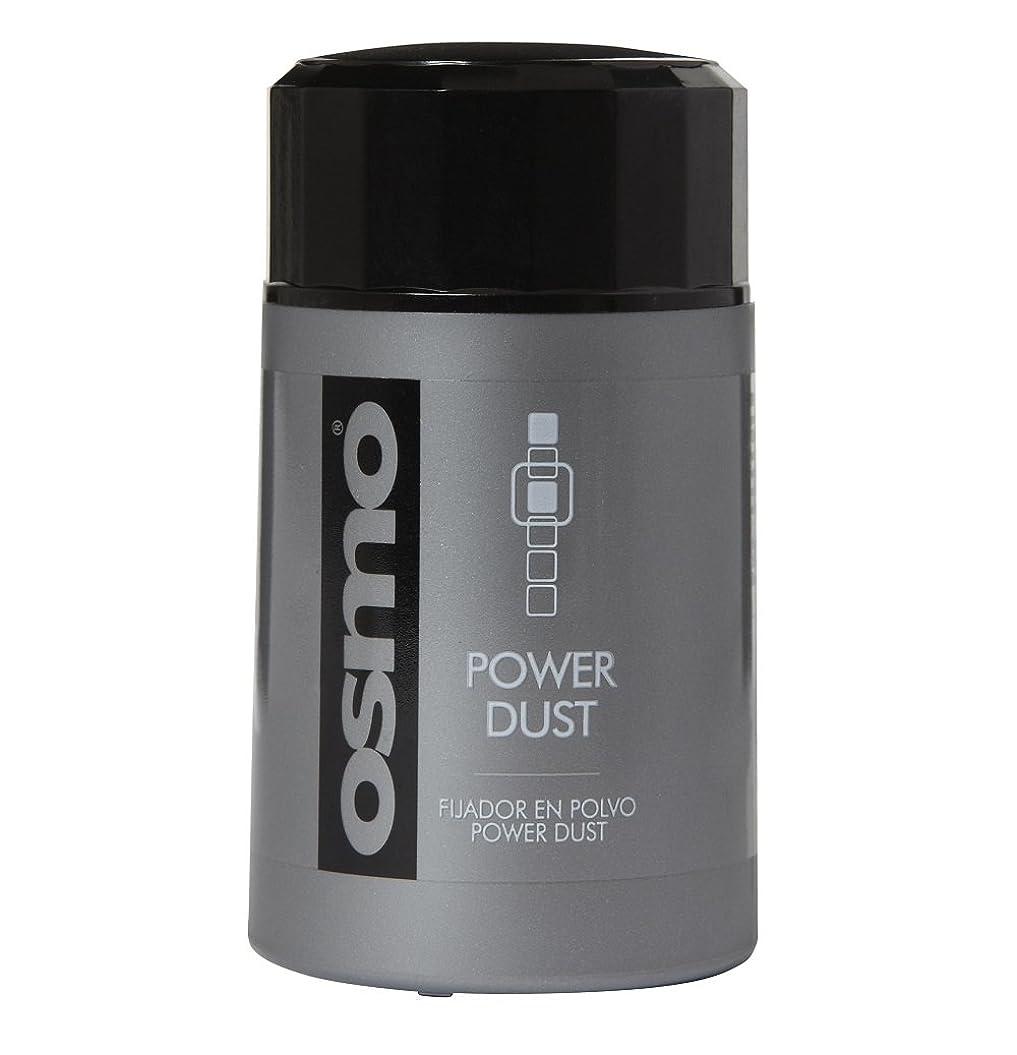 パズル勘違いするのみOsmo Power Dust - Texturise All Styles With Natural Long Lasting Hold & Volumous Effect
