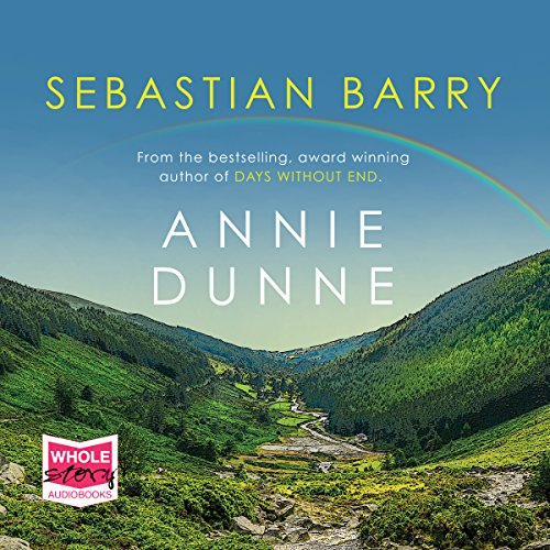 Annie Dunne audiobook cover art