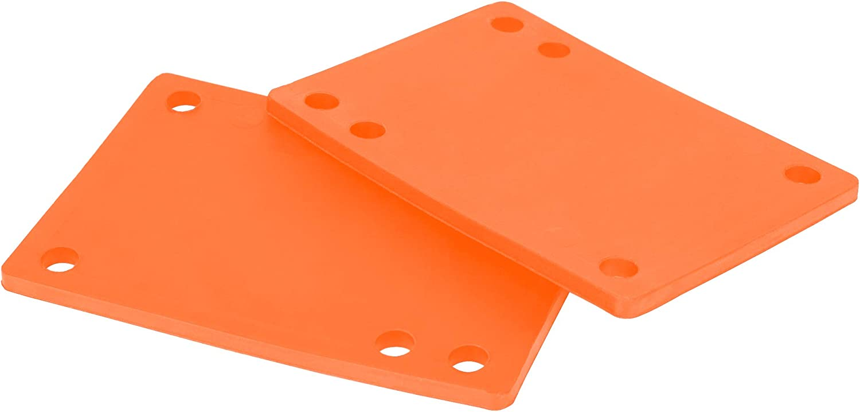 "Cal 7 Skateboard Riser Pads 1//8/"""