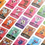 30 PCs NFC Tag Game Cards for ACNH Nintendo Switch/Lite/Wii U with Case