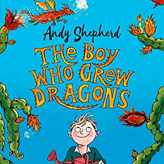 The Boy Who Grew Dragons cover art