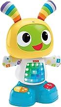 Fisher-Price - Robot Robi, Robot de Aprendizaje bebé, Juguetes educativos, versión Portuguesa (Mattel DJY32)
