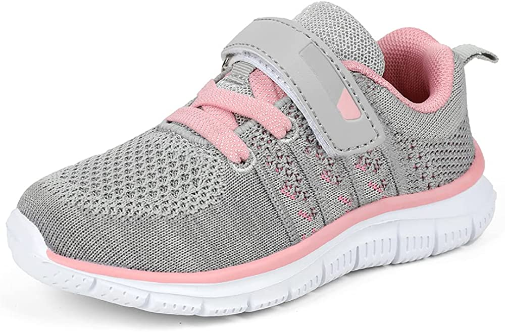 Toddler Little Max 80% OFF Kid's Boys Girls Cute Athletic F Breathable Shoes Max 86% OFF