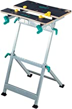 Wolfcraft 6182000 Master 600 Height Adjustable and Foldable Clamping- & Working Table
