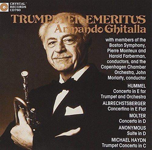 Armando Ghitalla, Trumpeter Emeritus by Armando Ghitalla (1996-01-01)