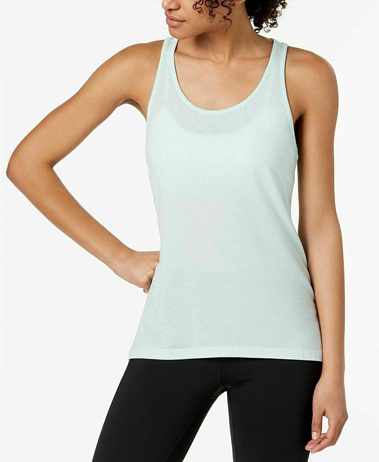 Ideology Mesh Racerback Performance Athletic Tank Top