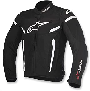 Alpinestars T-GP Plus R v2 Air Jacket (X-LARGE) (BLACK/WHITE)