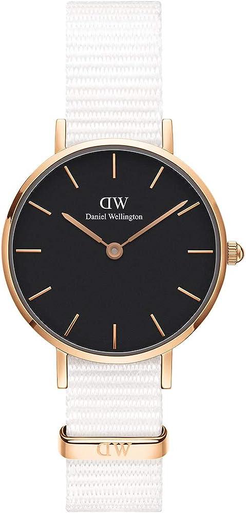 Daniel wellington petite dover orologio donna in acciaio DW00100314