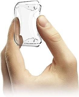 manducary Iwatch Apple Watch Series 2 3 4 5 Protector de TPU Funda con Screen Buy 1, Get 1 (Serie 5/4 40 mm)