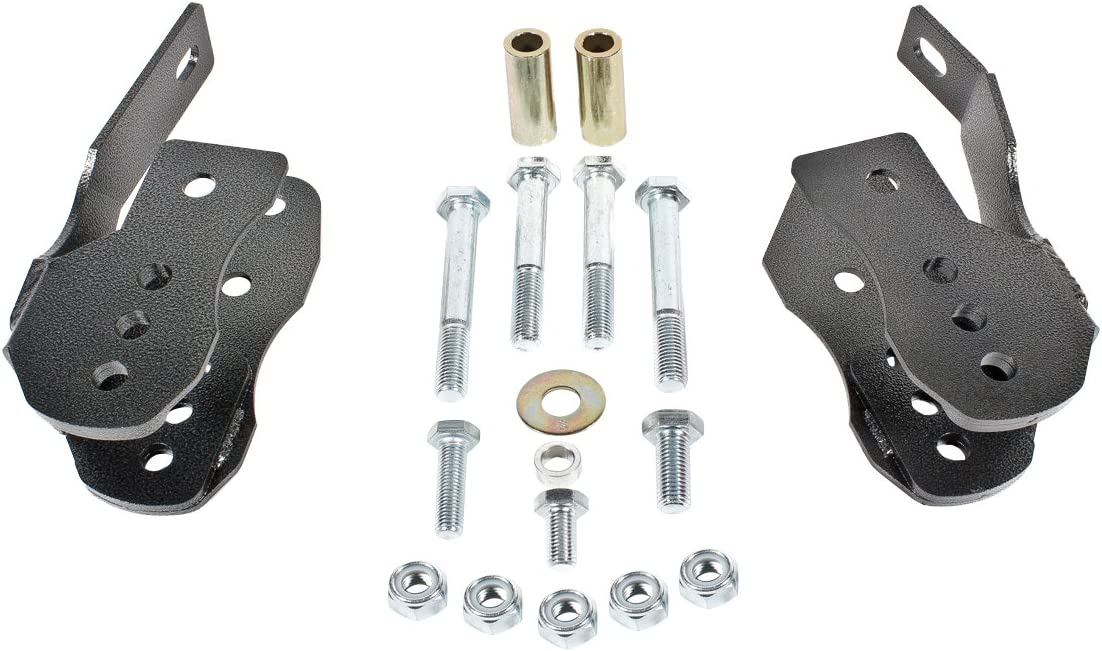 BMR Suspension CAB005H Max 68% OFF Mustang Control 0 Relocation Bracket New popularity Arm