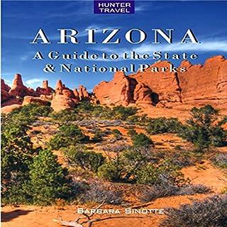 Arizona audiobook cover art