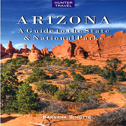 Arizona audiobook cover art